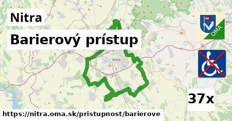 ilustračný obrázok k Barierový prístup, Nitra