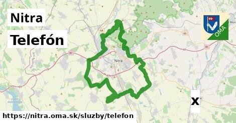 telefón v Nitra