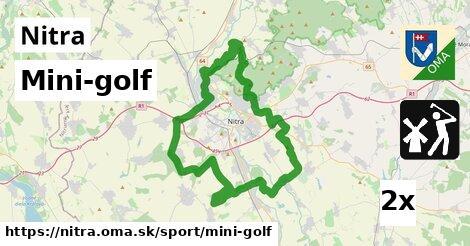 Mini-golf, Nitra