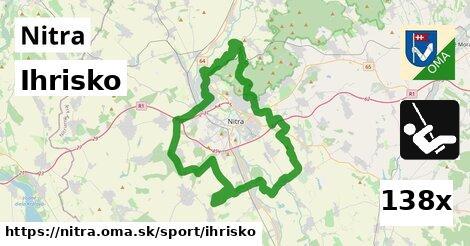 ilustračný obrázok k Ihrisko, Nitra