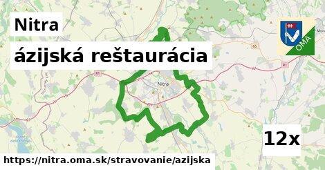 ázijská reštaurácia, Nitra