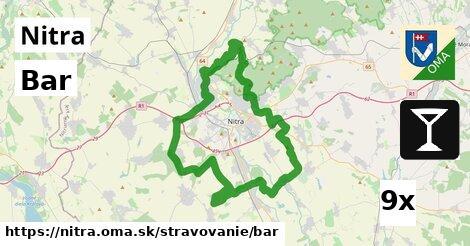 Bar, Nitra