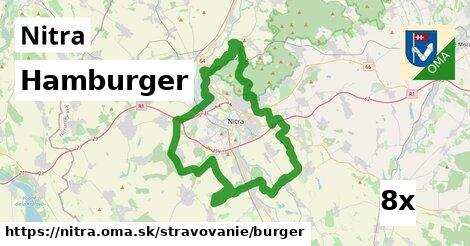 Hamburger, Nitra