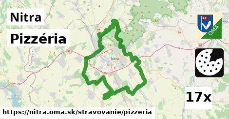 Pizzéria, Nitra