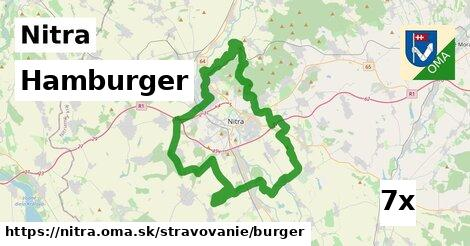 ilustračný obrázok k Hamburger, Nitra