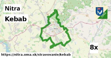 kebab v Nitra