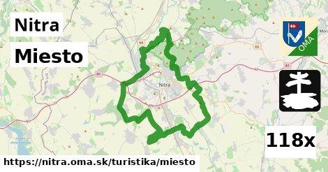 ilustračný obrázok k Miesto, Nitra