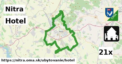 Hotel, Nitra