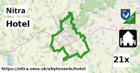 hotel v Nitra