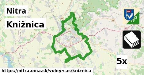 ilustračný obrázok k Knižnica, Nitra