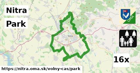 ilustračný obrázok k Park, Nitra