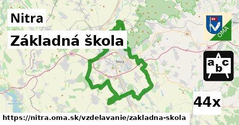 ilustračný obrázok k Základná škola, Nitra