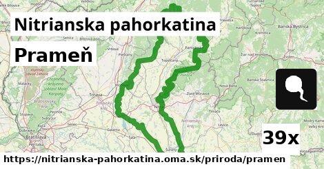 ilustračný obrázok k Prameň, Nitrianska pahorkatina