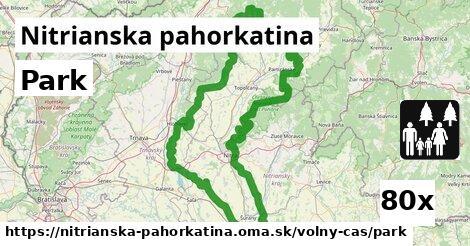 ilustračný obrázok k Park, Nitrianska pahorkatina