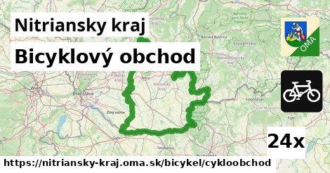 ilustračný obrázok k Bicyklový obchod, Nitriansky kraj