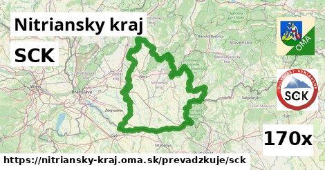 SCK v Nitriansky kraj