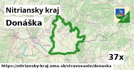 ilustračný obrázok k Donáška, Nitriansky kraj