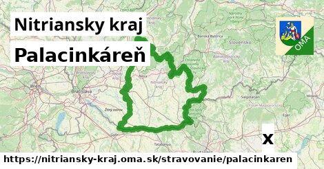 ilustračný obrázok k Palacinkáreň, Nitriansky kraj