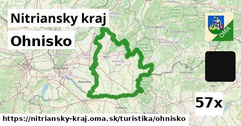 ilustračný obrázok k Ohnisko, Nitriansky kraj