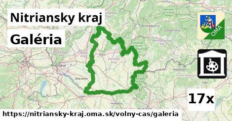 ilustračný obrázok k Galéria, Nitriansky kraj