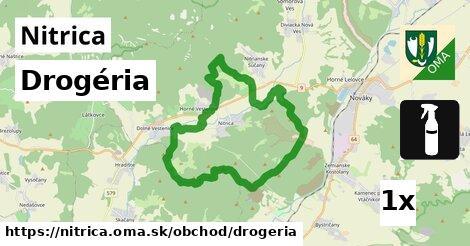 ilustračný obrázok k Drogéria, Nitrica