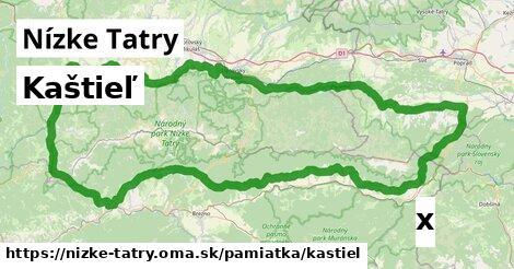ilustračný obrázok k Kaštieľ, Nízke Tatry