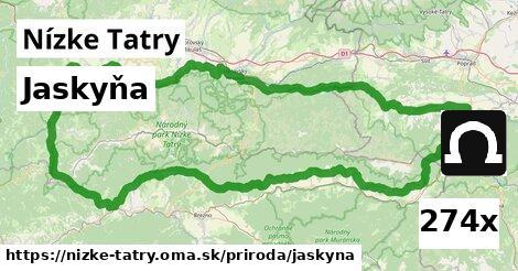 jaskyňa v Nízke Tatry