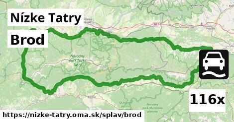 ilustračný obrázok k Brod, Nízke Tatry