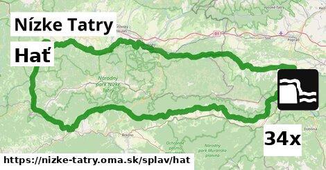 ilustračný obrázok k Hať, Nízke Tatry