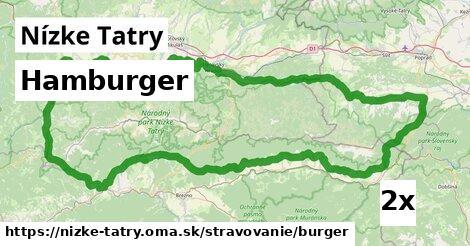 ilustračný obrázok k Hamburger, Nízke Tatry