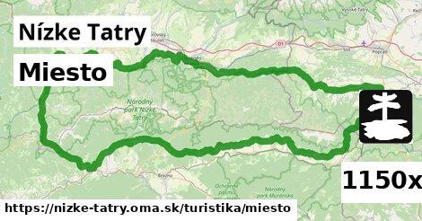 ilustračný obrázok k Miesto, Nízke Tatry