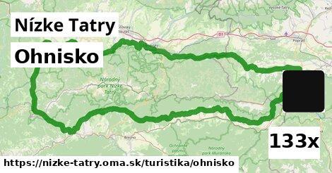 ilustračný obrázok k Ohnisko, Nízke Tatry