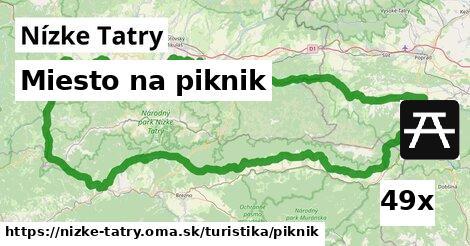 ilustračný obrázok k Miesto na piknik, Nízke Tatry