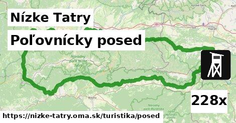 poľovnícky posed v Nízke Tatry
