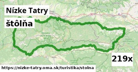 ilustračný obrázok k štôlňa, Nízke Tatry