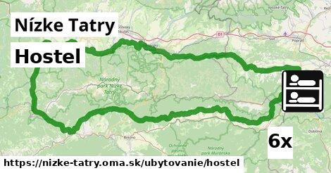 ilustračný obrázok k Hostel, Nízke Tatry