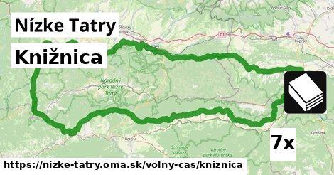 knižnica v Nízke Tatry