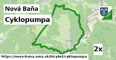 Cyklopumpa, Nová Baňa