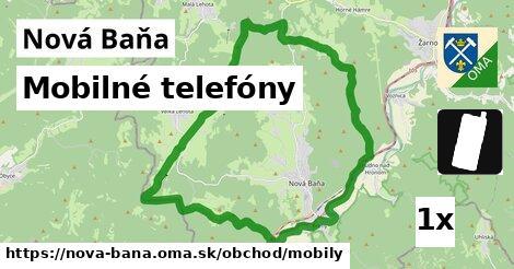 Mobilné telefóny, Nová Baňa