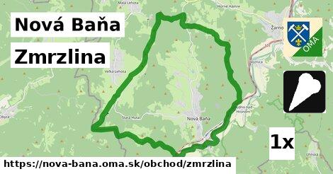 Zmrzlina, Nová Baňa