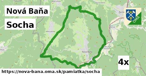 Socha, Nová Baňa