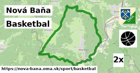 Basketbal, Nová Baňa