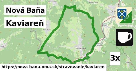 Kaviareň, Nová Baňa