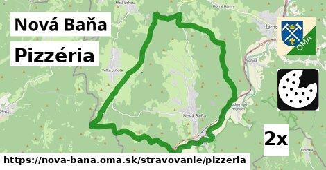 Pizzéria, Nová Baňa