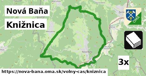 Knižnica, Nová Baňa