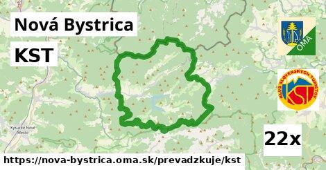 KST v Nová Bystrica