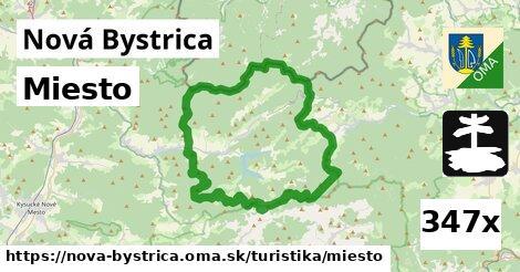 ilustračný obrázok k Miesto, Nová Bystrica