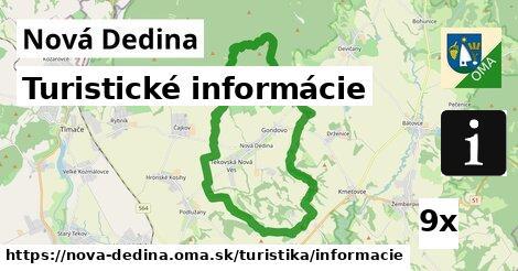 turistické informácie v Nová Dedina