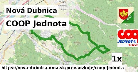 COOP Jednota v Nová Dubnica