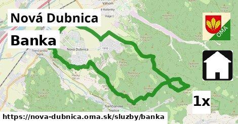 banka v Nová Dubnica